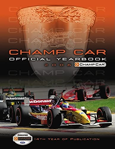 9781596523142: Champ Car Official Yearbook