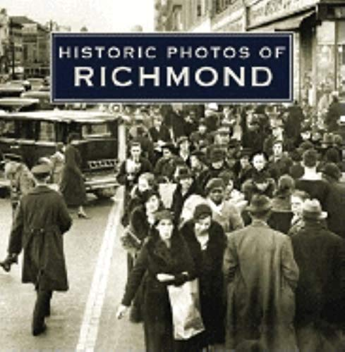 Historic Photos of Richmond: Emily J. Salmon;