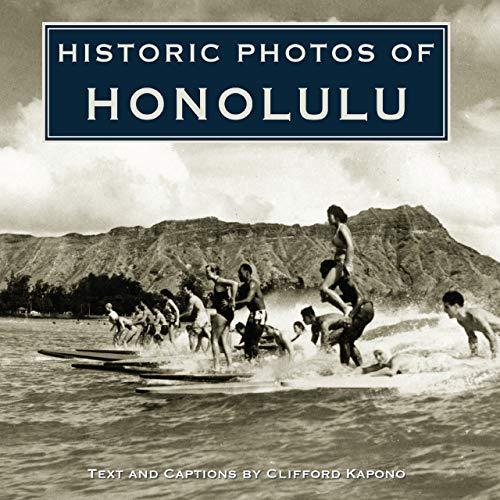 Historic Photos of Honolulu: Kapono, Cliff