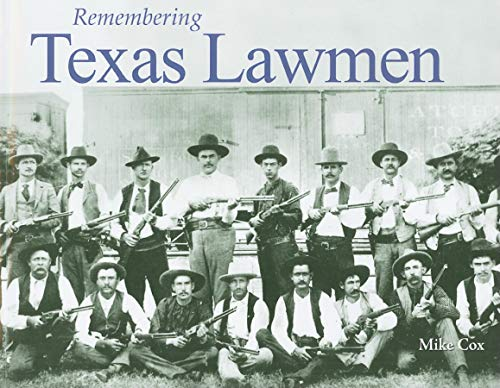 Remembering Texas Lawmen: Cox, Mike