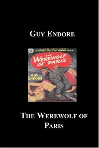 9781596541078: The Werewolf of Paris