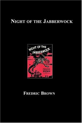 9781596541214: Night of the Jabberwock