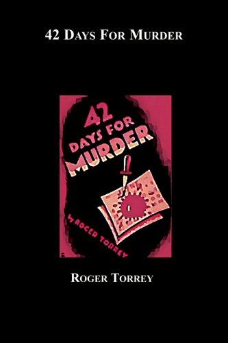 9781596542112: 42 Days For Murder