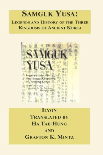 9781596543492: Samguk Yusa: Legends and History of the Three Kingdoms of Ancient Korea