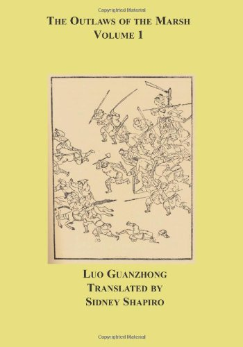 The Outlaws Of The Marsh: Luo Guanzhong; Editor-Collinson