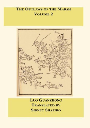 The Outlaws of the Marsh, v2 [Hardcover]: Luo Guanzhong; Collinson