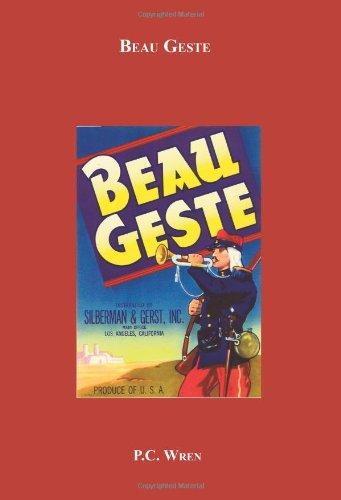 Beau Geste: Wren, P. C.