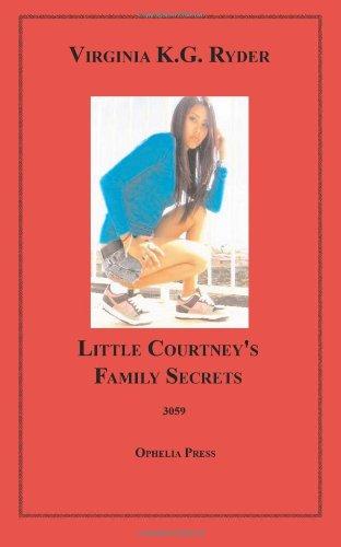 9781596547636: Little Courtney's Family Secrets