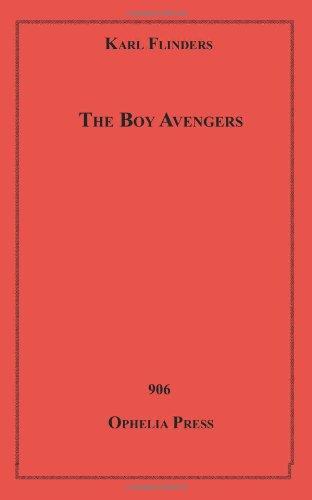 9781596547858: The Boy Avengers