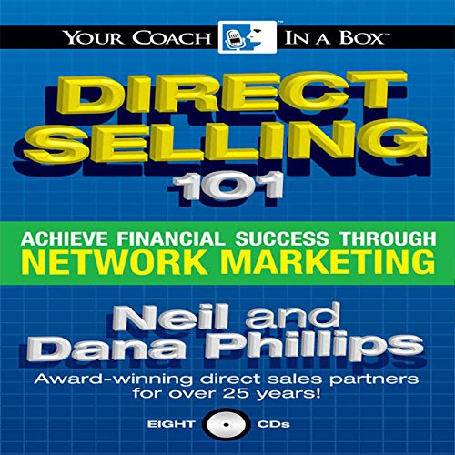 Direct Selling 101 Format: AudioCD: Phillips, Neil and Dana