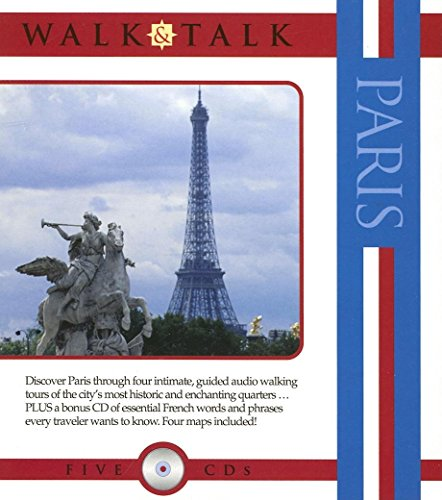 9781596590311: Walk &Talk Paris