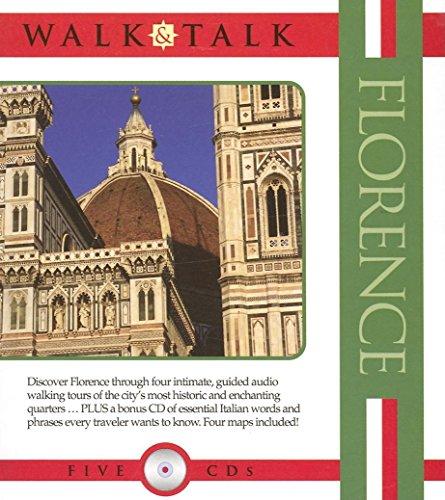 9781596590342: Walk & Talk: Florence (Walk And Talk) (English and Italian Edition)