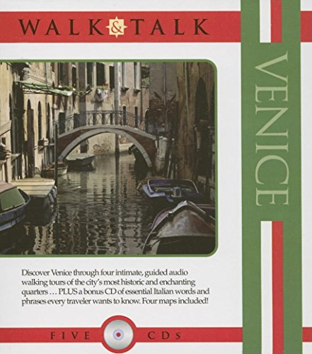 9781596590359: Walk & Talk: Venice (English and Italian Edition)