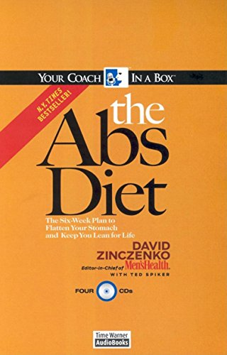 9781596590397: The Abs Diet: The Six-Week Plan to Flatten Your Stomach and Keep You Lean for Life (Coach Series)