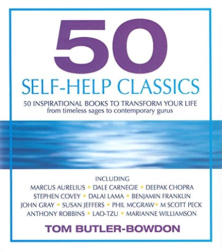 9781596590410: 50 Self-Help Classics: 50 Inspirational Books to Transform Your Life, from Timeless Sages to Contemporary Gurus (Your Coach in a Box)
