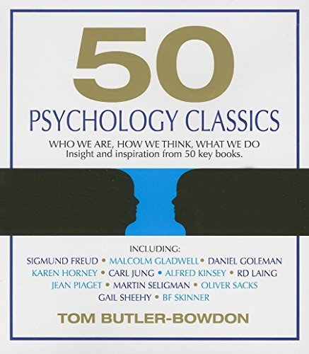 9781596591196: 50 Psychology Classics: Who We Are, How We Think, What We Do (Your Coach in a Box)
