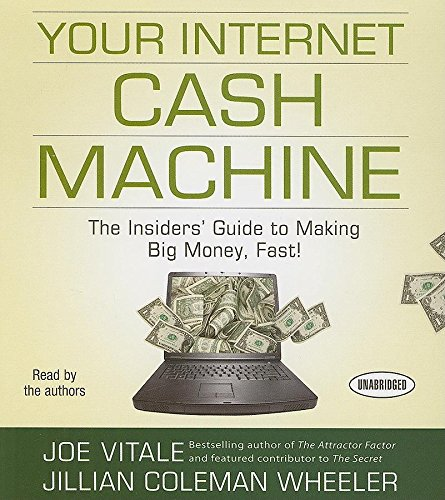 Your Internet Cash Machine Format: CD-Audio: Vitale, Joe