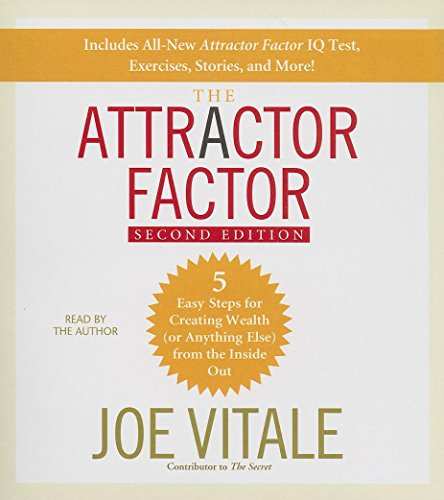 9781596592841: The Attractor Factor, 2nd Edition: 5 Easy Steps For Creating Wealth (Or Anything Else) from the Inside Out (Your Coach in a Box)