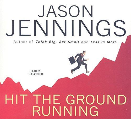9781596592872: Hit the Ground Running: A Manual for New Leaders