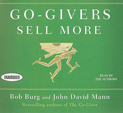 9781596594494: Go-Givers Sell More (Your Coach in a Box)