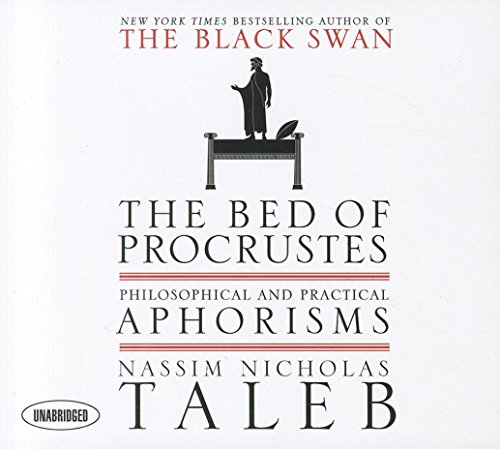 9781596597617: The Bed of Procrustes: Philosophical and Practical Aphorisms