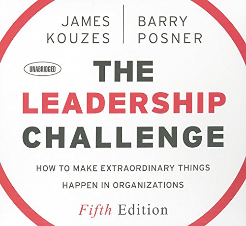 9781596599857: Leadership Challenge: The Most Trusted Source on Becoming a Better Leader