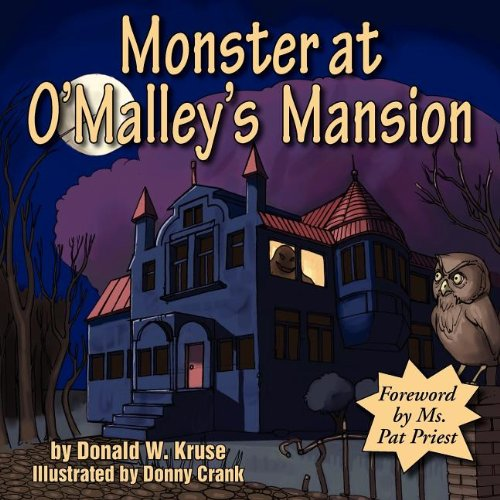 9781596638549: Monster at O'Malley's Mansion