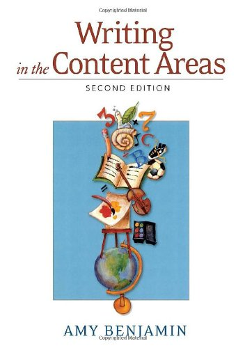 9781596670020: Writing in the Content Areas