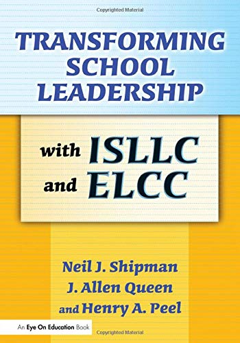 9781596670341: Transforming School Leadership with ISLLC and ELCC