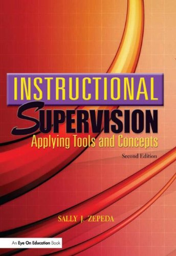 9781596670419: Instructional Supervision: Applying Tools and Concepts, 2nd Edition