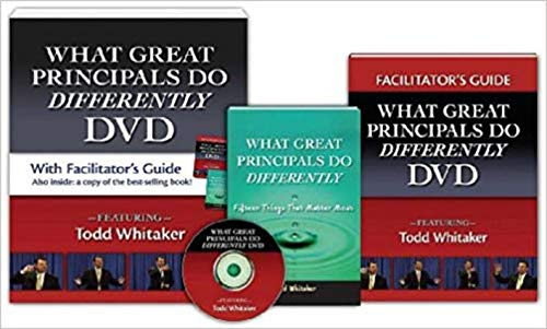 What Great Principals Do Differently:: Fifteen Things That Matter Most