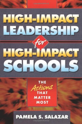 9781596670761: Leadership Book Bundle: High-Impact Leadership for High-Impact Schools: The Actions That Matter Most (Volume 2)
