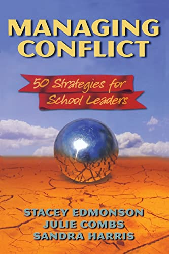 9781596670839: Managing Conflict: 50 Strategies for School Leaders