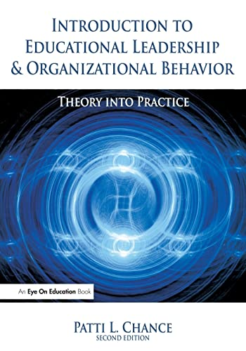 9781596671010: Introduction to Educational Leadership & Organizational Behavior