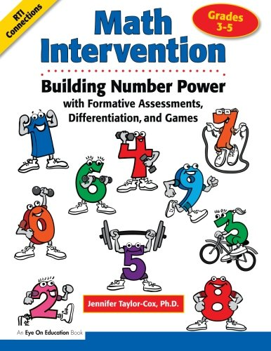 9781596671126: Math Intervention 3-5: Building Number Power with Formative Assessments, Differentiation, and Games, Grades 3-5 (Volume 2)