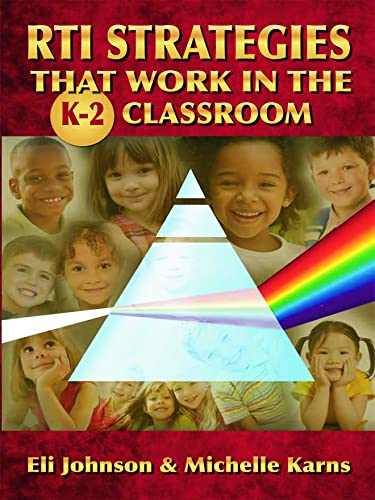 9781596671713: RTI Strategies that Work in the K-2 Classroom (Volume 2)