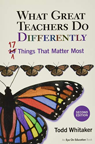 9781596671997: What Great Teachers Do Differently: 17 Things That Matter Most