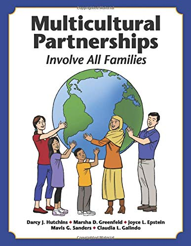 9781596672109: Multicultural Partnerships: Involve All Families