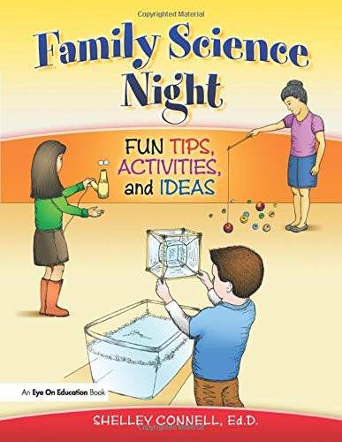 9781596672222: Family Science Night: Fun Tips, Activities, and Ideas