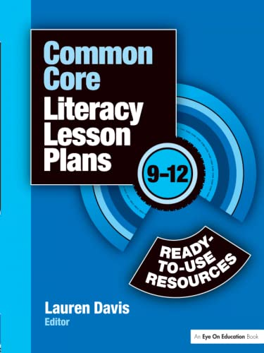 9781596672253: Common Core Literacy Lesson Plans: Ready-to-Use Resources, 9-12 (Volume 2)