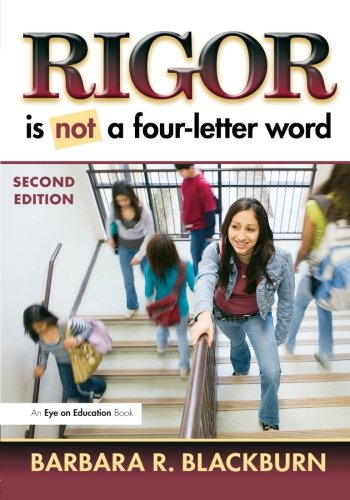 9781596672260: Rigor Is NOT a Four-Letter Word
