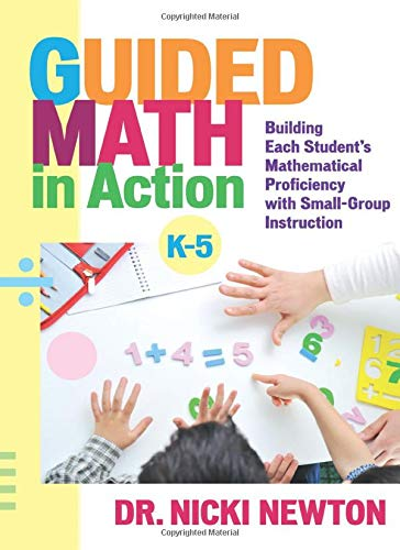 9781596672352: Guided Math in Action: Building Each Student's Mathematical Proficiency with Small-Group Instruction