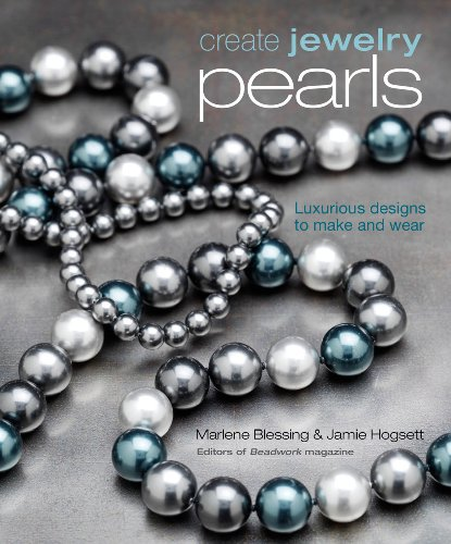 9781596680234: Create Jewelry: Pearls (Create Jewelry series)