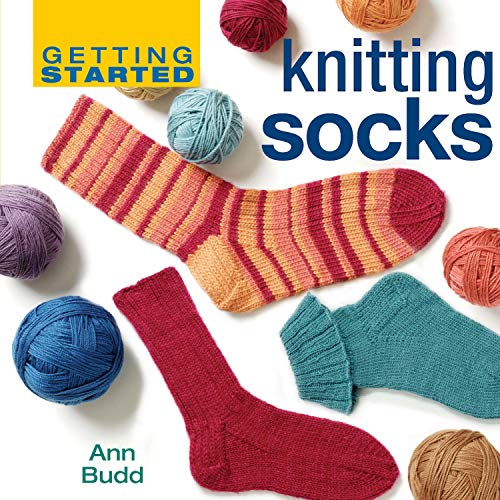 9781596680296: Getting Started Knitting Socks (Getting Started series)