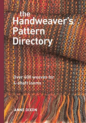 9781596680401: The Handweaver's Pattern Directory