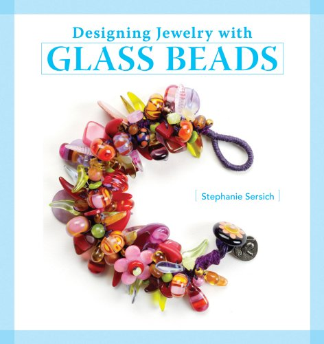 9781596680470: Designing Jewelry with Glass Beads