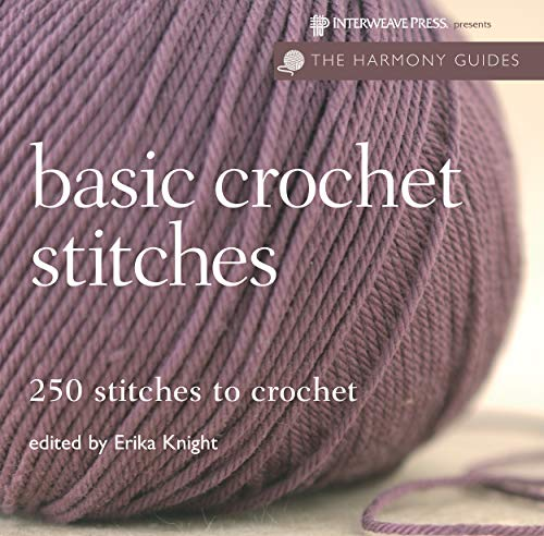 9781596680814: Harmony Guides: Basic Crochet Stitches (The Harmony Guides)