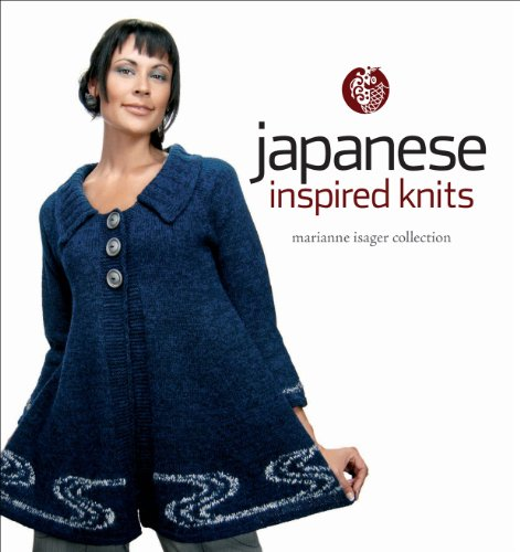 9781596681149: Japanese Inspired Knits: Marianne Isager Collection (Marianna Isager Collection)