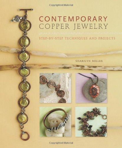 9781596681439: Contemporary Copper Jewelry