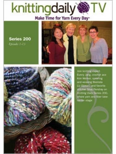 9781596681651: Knitting Daily TV, Series 200